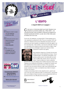 Journal Syndicat SUD